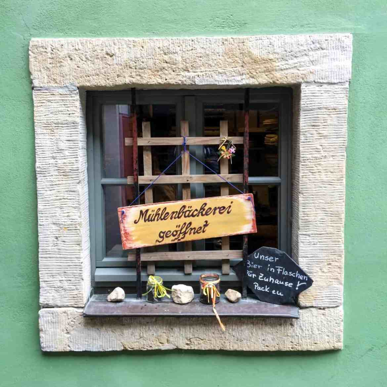 Bio-Bäckerei in Schmilka