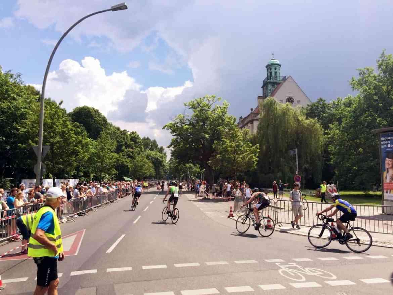 Radrennen Berlin Triathlon
