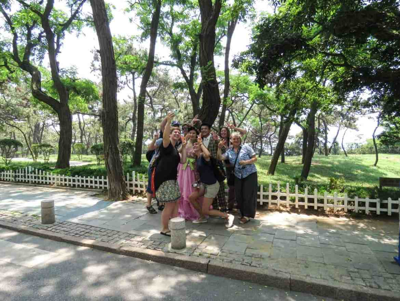 Reisetagebuch China: Qingdao