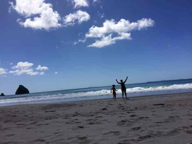 rundreise-neuseeland-coromandel-new-chums-beach-1