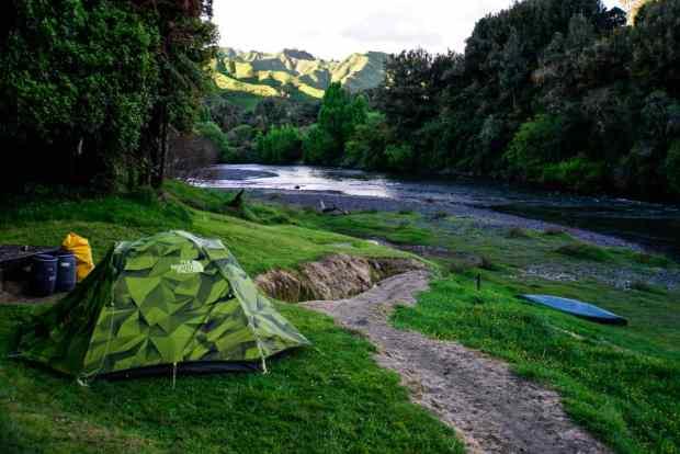 Camping Neuseeland