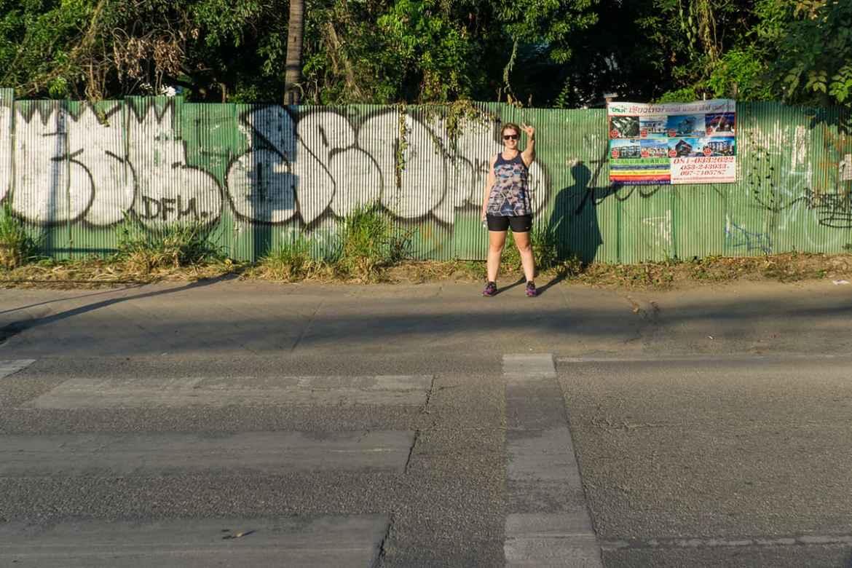 Laufen in Chiang Mai