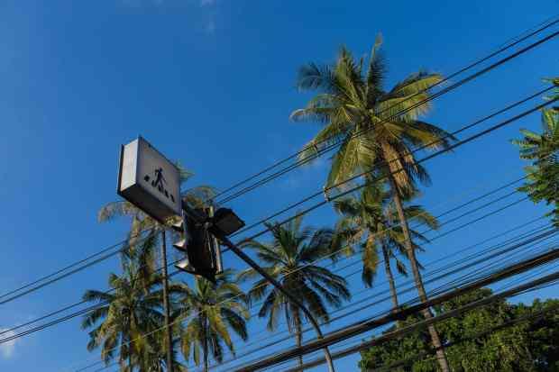 Laufen in Südostasien