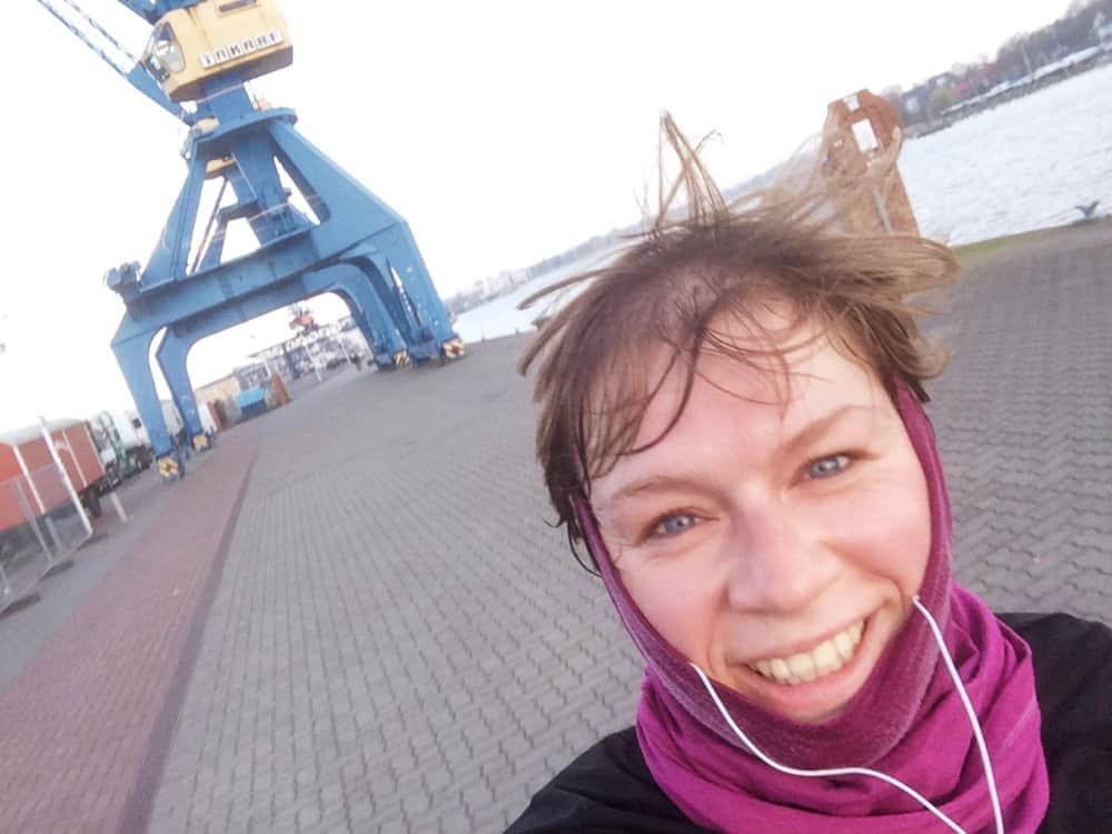 Laufen in Rostock
