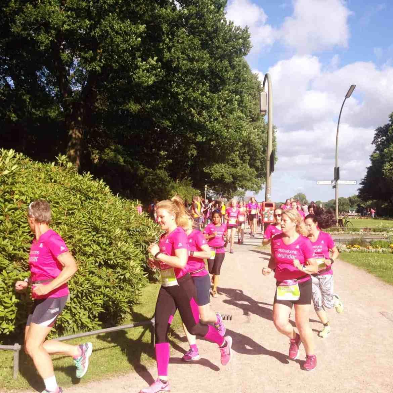 8-Kilometer-Lauf