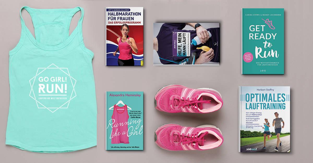 Buchempfehlungen fürs Laufen