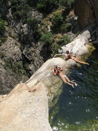 Canyon rio San Teodoro (Sardegna, torrentismo)