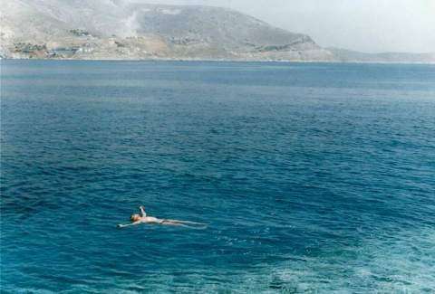DiBari-Kalimnos luglio 1996 il giorno prima della scoperta