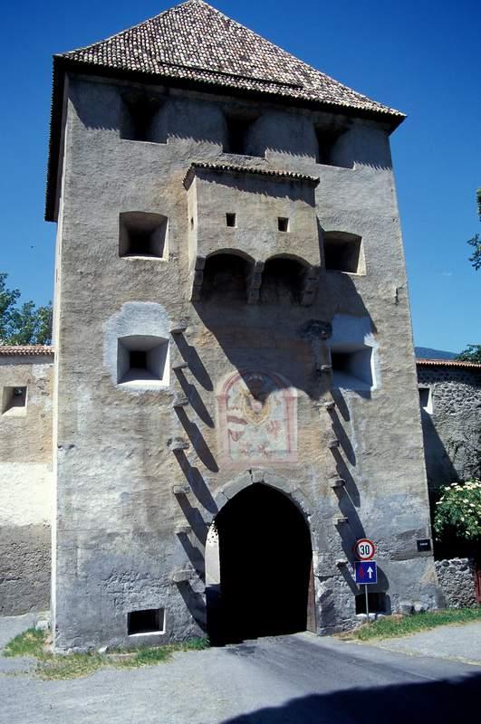 Torre e Mura di Glorenza, Val Venosta