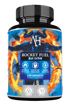 Rocket Fuel Blue Edition from Apollo Hegemony is one of the most recommended and demanded fat burners on the market.