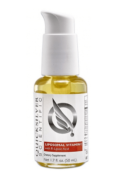 The best way to supplement Vitamin C is through its liposomal form. FOr example, proposition of Quicksilver Scientific, with the addition of another highly potent antioxidant - alpha lipoic acid