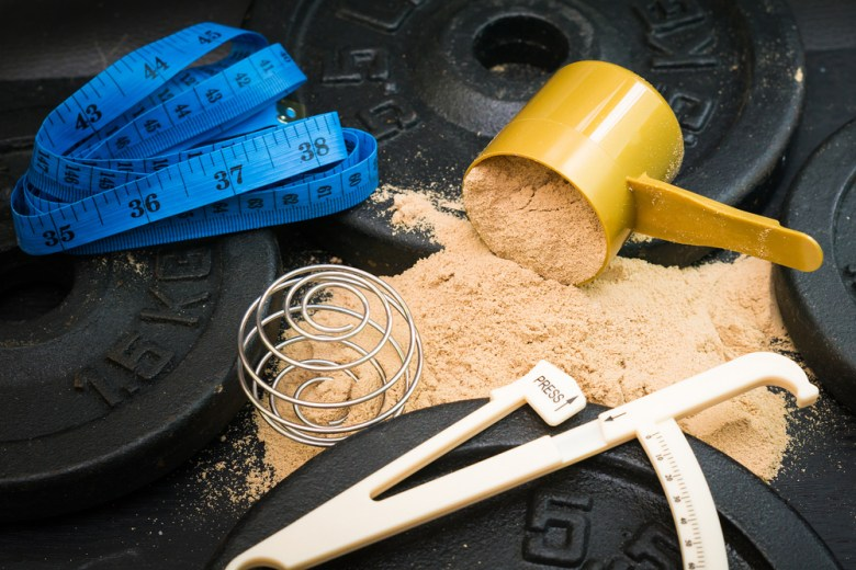Whey protein is the best substitution for BCAA supplements