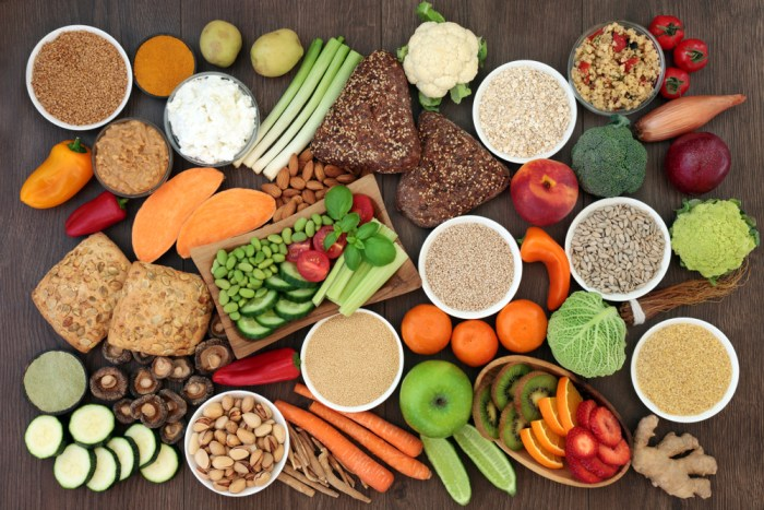 In the high residue diet you should focus on fruits, vegetables, and whole bread and buns!