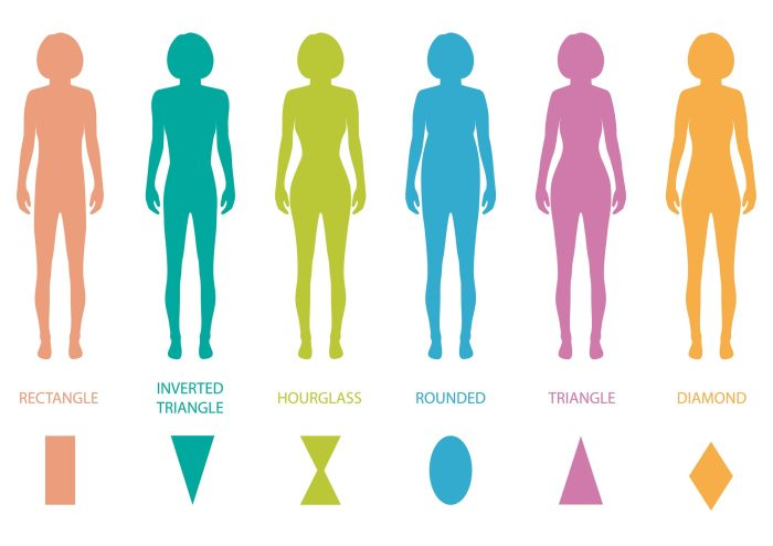 Which body type is yours?