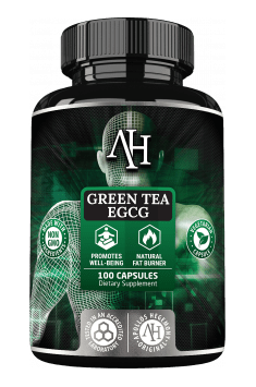 Recommended supplement containing Green Tea extract - Apollo's Hegemony Green Tea EGCG