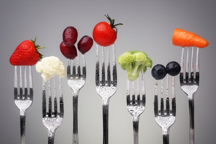 Vegetables and fruits are the best dietary sources of antioxidants