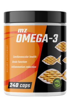 Omega 3 Fatty Acids can effectively normalize blood pressure level