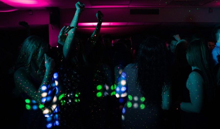 Dancing Leeds DJ wedding