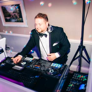 Yorkshire Wedding DJ Packages