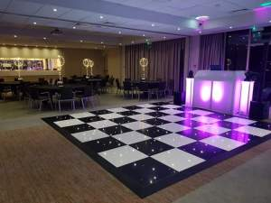 Delightful Dance floors to transform your Wedding