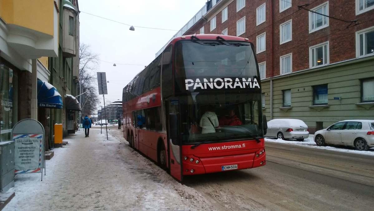 【日本語音声ガイド付き】ヘルシンキを2時間で回る観光バスツアーに参加した