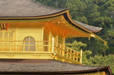 Kinkaku-ji close up