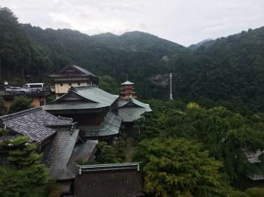 Seiganto-ji pagoda from seiganto-ji