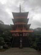 Seiganto-ji pagoda