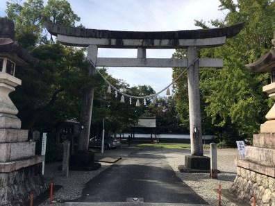 Kasuga Shrine Tori