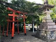 Inari Jinja on the Kasuga Shrine Grounds