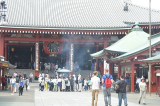 Senso-ji Main Hall