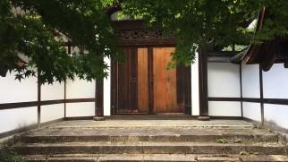 Ryoanji door