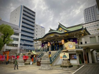 Namba Shrine2