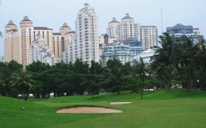 Padang Golf Kemayoran, A Heaven Bliss for The Golfer in Central Jakarta