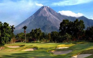Merapi Golf Layout