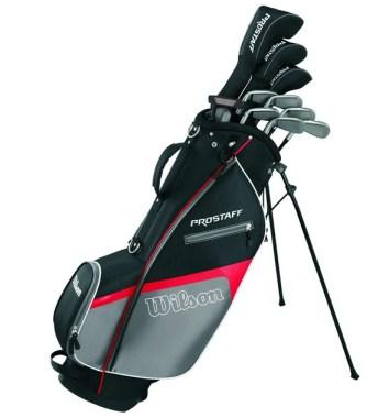 Wilson Prostaff HDX Golf Set