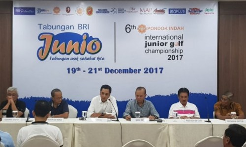 BRI Junio Pondok Indah International Junior Championship