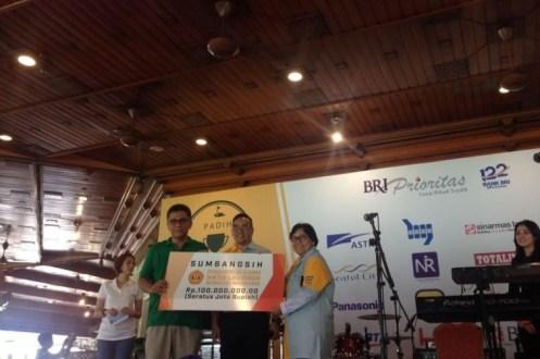 PADIH Cup Golf Tournament, Ajang Silaturrahmi Tahunan Alumni UNPAD