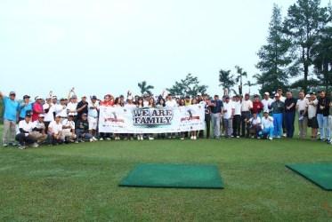 peserta Tempo Golf Tournament 2018