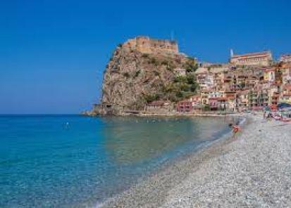 Scilla - Spiagge Reggio Calabria