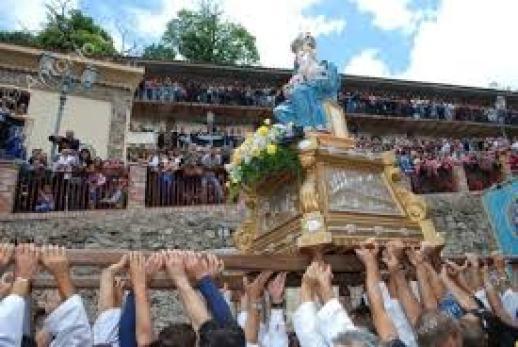 Festa della Madonna di Polsi.