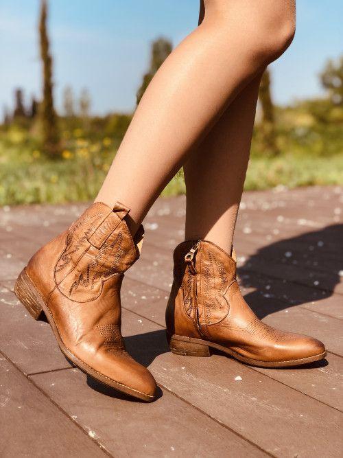 Texani e stivaletti - Scarpe donna gogolfun.it
