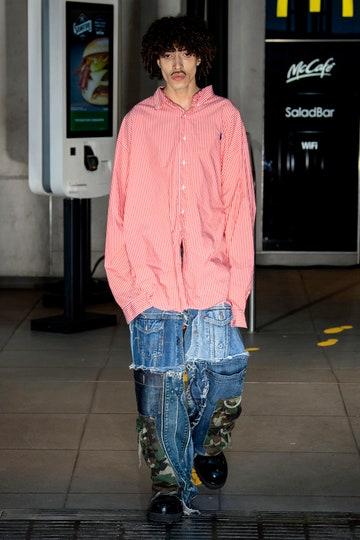 Jeans strappati uomo - P/E 2020