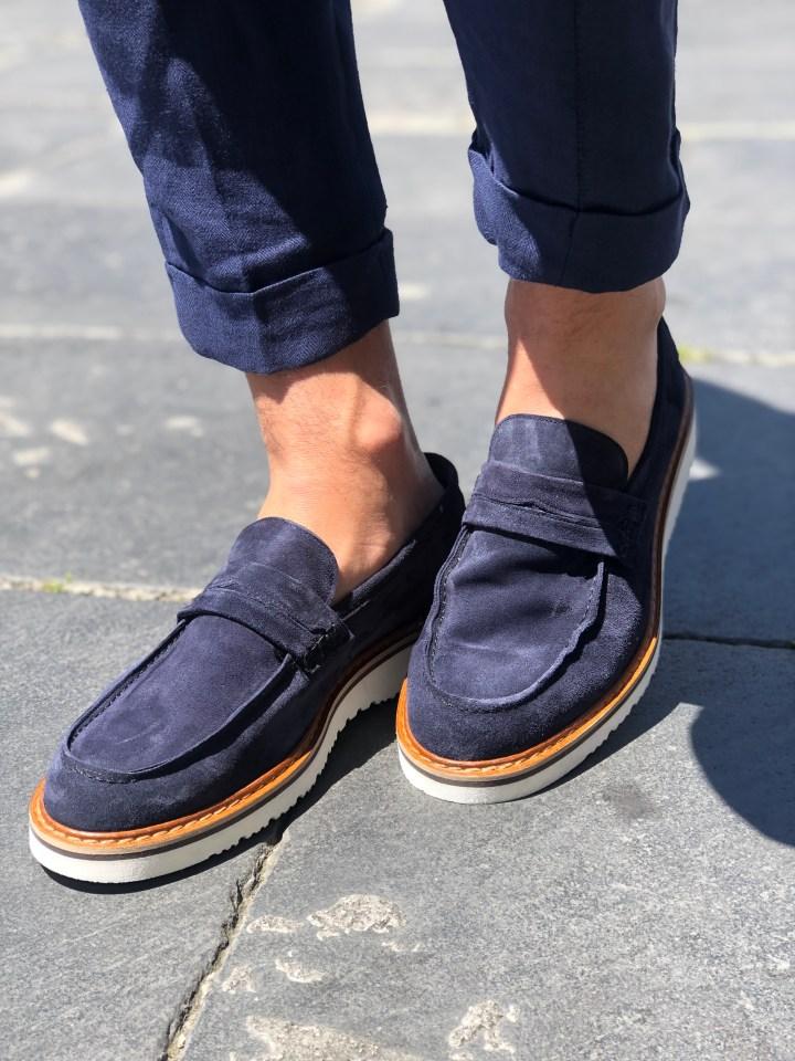 Mocassini uomo la scarpa giusta per affrontare estate.
