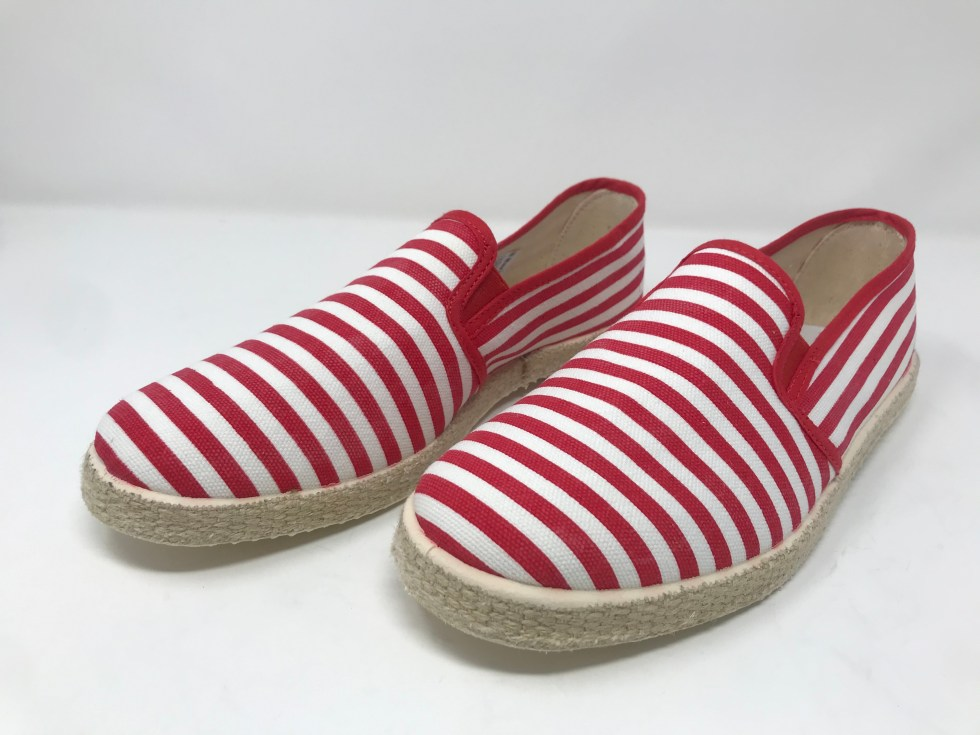 Espadrillas in tela