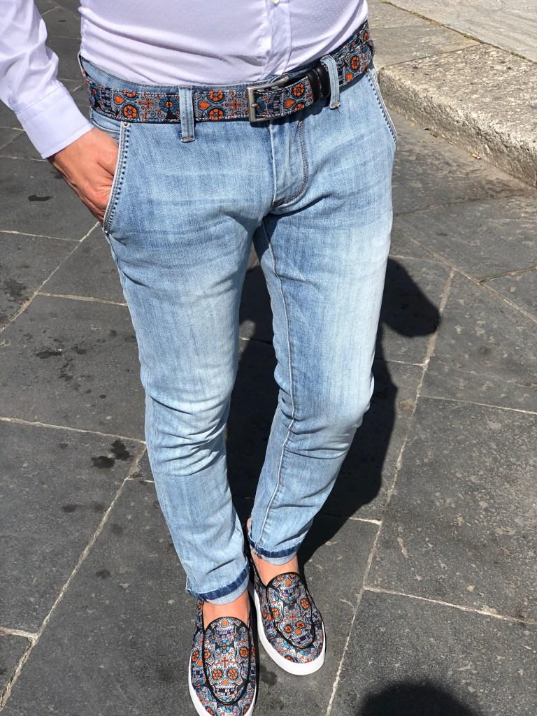 Jeans uomo key jey - Gogolfun.it