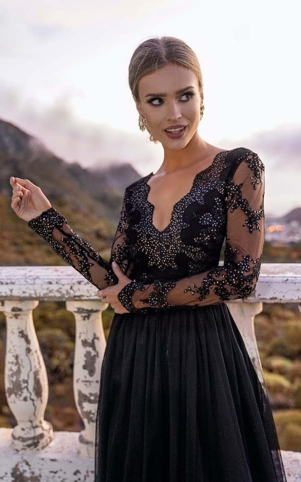 Vestiti eleganti in autunno… must have manica lunga