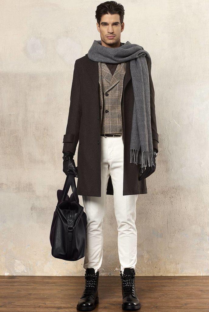 Come scegliere un cappotto uomo. Cammello, blu o nero?