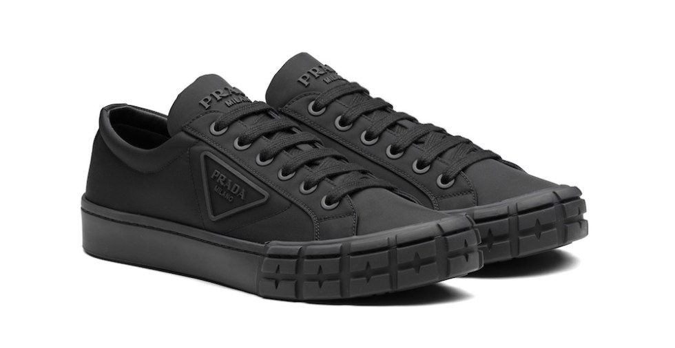 Sneaker nere Prada - Facili da abbinare