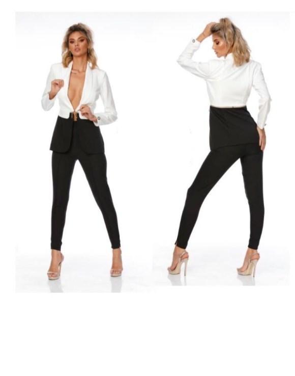 Tailleur super sexy, ma chi lo indossa se non tu??